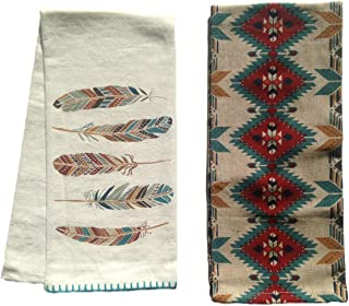 Simply Southwest Native American Style Kitchen Towel Set