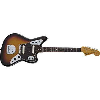 Fender エレキギター MIJ Traditional '60s Jaguar® Rosewood 3-Color Sunburst