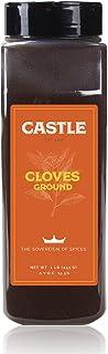 Castle Foods Cloves Ground, 16 Ounce