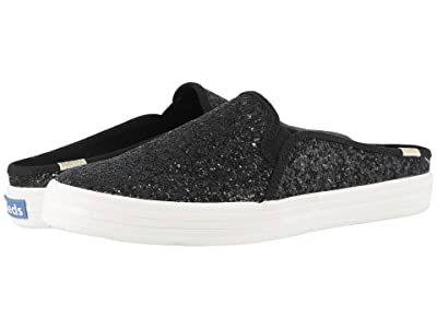 Keds x kate spade new york Double Decker Mule (Black) Women