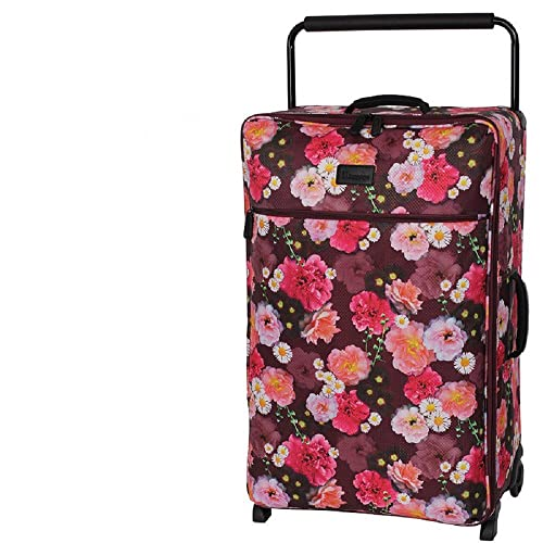 IT Luggage Large 78.5cm 2 Wheel Worlds Lightest
