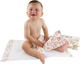Teqler T-820500 Empapadores para bebés (caja de 50 uds