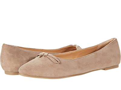 Me Too Alondra (Taupe Grey Suede) Women