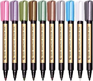 Best silver paint pen for metal Reviews