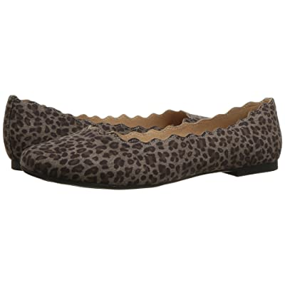 Athena Alexander Toffy (Black Leopard Fabric) Women