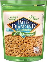 Blue Diamond Almonds, Raw Whole Natural, 40 Ounce