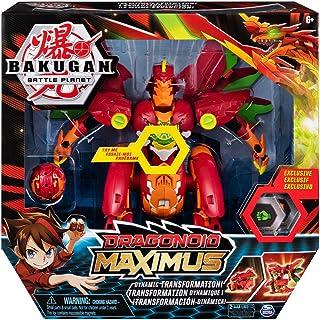 Bakugan figurka Dragonoid Maximus (BIZAK 61926443)