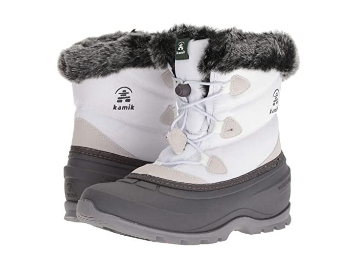 Kamik  MomentumLo (White) Womens Cold Weather Boots