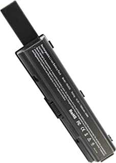 Fancy Buying Replacement Laptop Battery for Toshiba Satellite A505 Series, A505-S6004, A505-S6005, A505-S6007, A505-S6009, A505-S6012, A505-S6014, A505-S6015, A505-S6016 (9 Cells-10.8V 7800mAh)