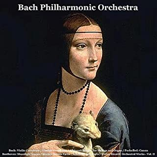 Bach: Violin Concertos / Vivaldi: Concertos / Albinoni: Adagio for Strings and Organ / Pachelbel: Canon / Beethoven: Moonlight Sonata / Mozart: Sonata Facile / Schubert: Ave Maria / Walter Rinaldi: Orchestral Works, Vol. II