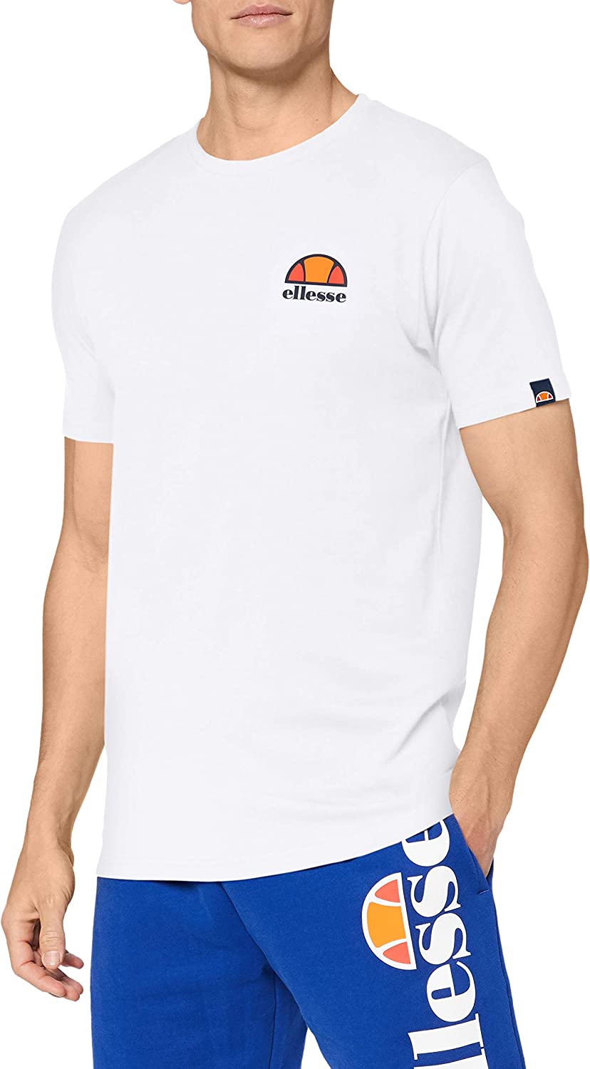 ellesse Canaletto Mens T-Shirt Fresno Mall in Atmosphere Special sale item