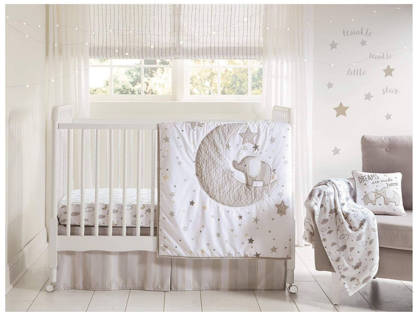 Embroidered Crib Bedding Free Embroidery Patterns