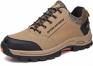 ZHENZHONG Men's Cool Trail Hiking Mountain Outdoor Sports Shoes