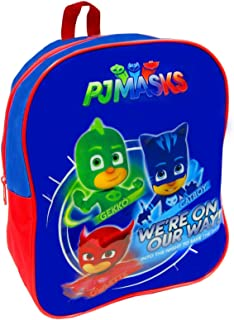 Original PJ Masks Backpack Official Licenced,Preschool Backpack