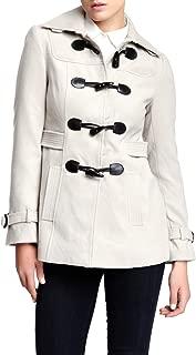 VERTIGO PARIS Women's Classic Duffle Style Toggle Coat