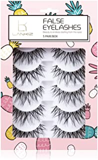 spiky lash extensions