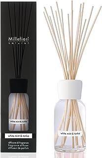 Millefiori [NATURAL] フレグランスディフューザー (M) ホワイトミント DIF-M-030