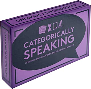 Best categorically speaking game Reviews