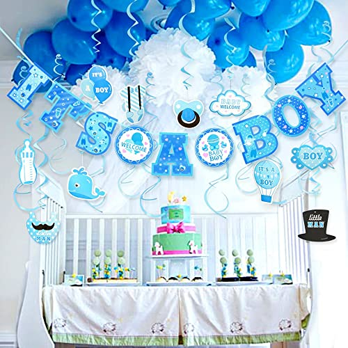 It\u0027s A Boy Baby Shower Party Supplies Amazon.com