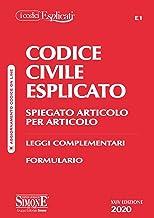 Permalink to Codice civile esplicato. Spiegato articolo per articolo. Leggi complementari. Formulario PDF