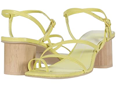 Dolce Vita Zyda (Citron Embossed Lizard) Women