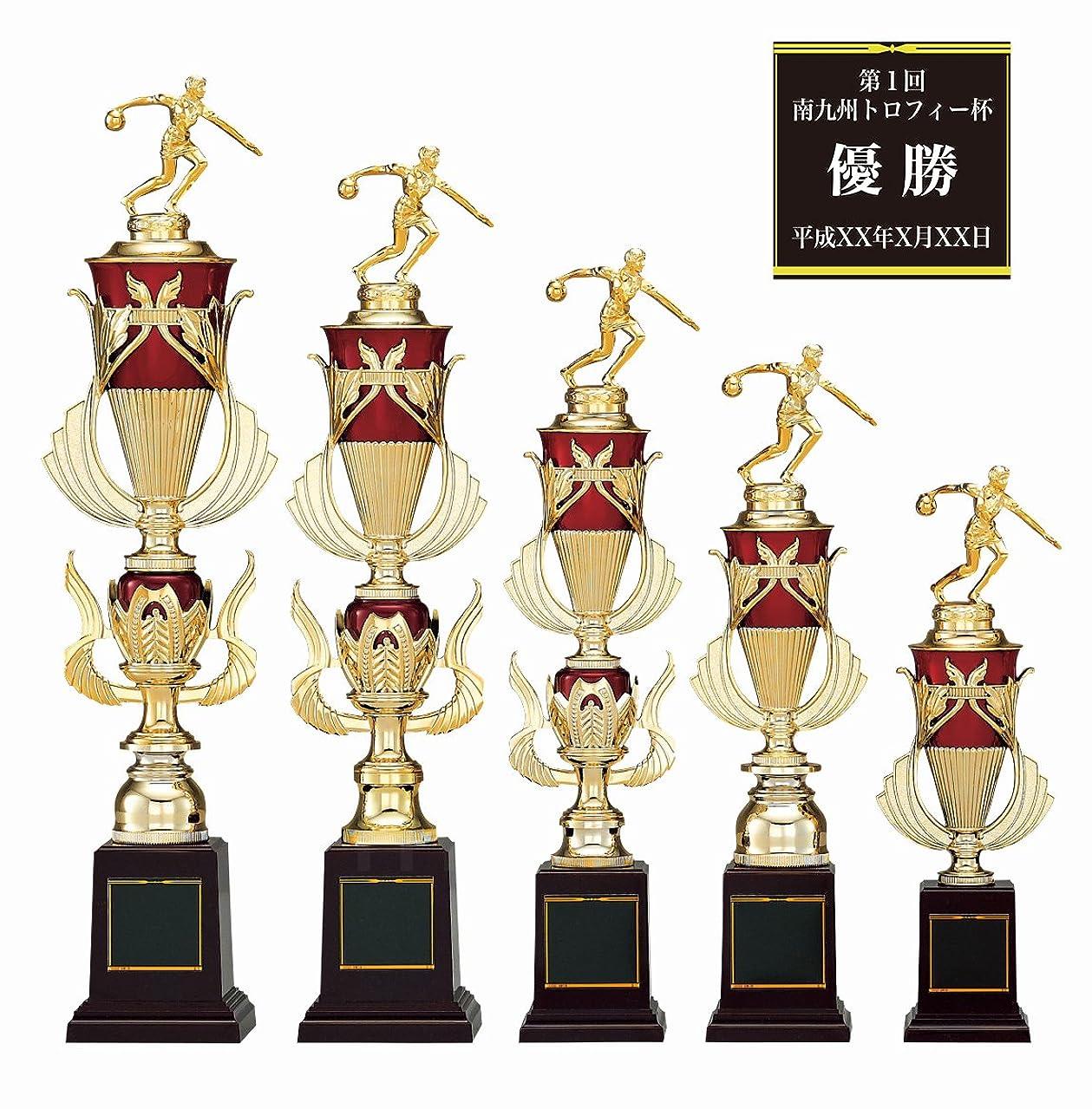 ピン深遠三十[レーザー彫刻名入れ] GOLD SHACHI 優勝トロフィー T8744