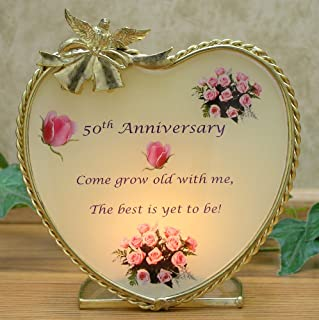 Best 50th anniversary candle holders Reviews