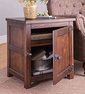 Best ice box side table Reviews