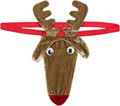 Best santa hat thong Reviews