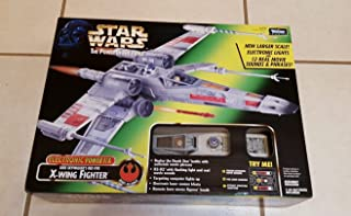 POTF Electronic Power F/X Luke's Red Five X-Wing