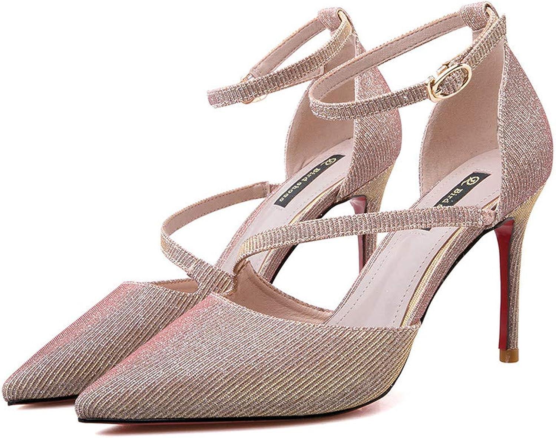 Meiren High Heel Stiletto Pointed Female Sexy Women's shoes