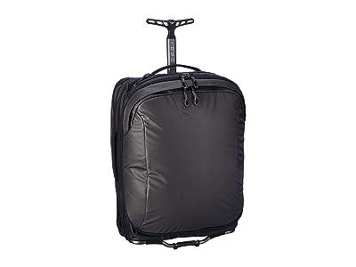 Osprey 38 L Transporter Wheeled Global Carry-On (Black) Luggage