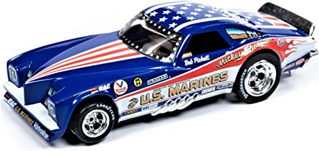 Auto World Legends Marines Thompson Grand Am NHRA 4 Gear ho Slot car
