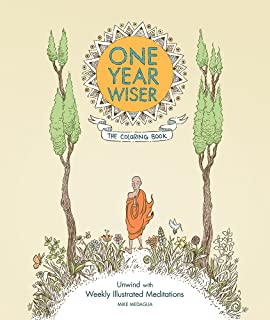 One Year Wiser : The Coloring Book