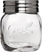 Ball Super Wide Mouth Half-Gallon, 2 pcs, Clear