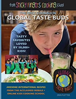 Global Taste Buds: from Sticky Fingers Cooking School