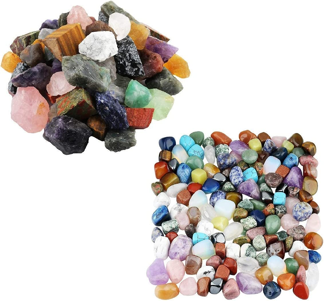 mookaitedecor 1 lb Natural Raw Crystals 1lb Stones 2020A/W新作送料無料 Rough 激安 激安特価 送料無料 Tumbl