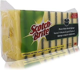 Scotch Brite Heavy Duty Scrub Sponge - 9 Pieces