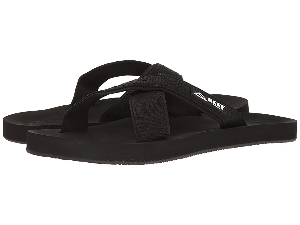 Reef Crossover (Black) Men