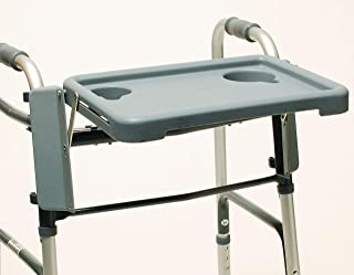 Lumex 603900A Walker Tray, Grey, 16