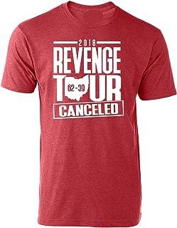 Ohio State Revenge Tour Canceled T-Shirt Inspired Funny Tees