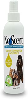 No Scent Gland Express & Skunk - Professional Pet Grooming and Skunk Odor Eliminator & Cleaner - Safe Natural Fast Microen...
