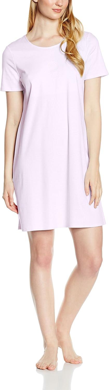 Feraud pink Pink Cotton Short Sleeve Nightdress 388300610038
