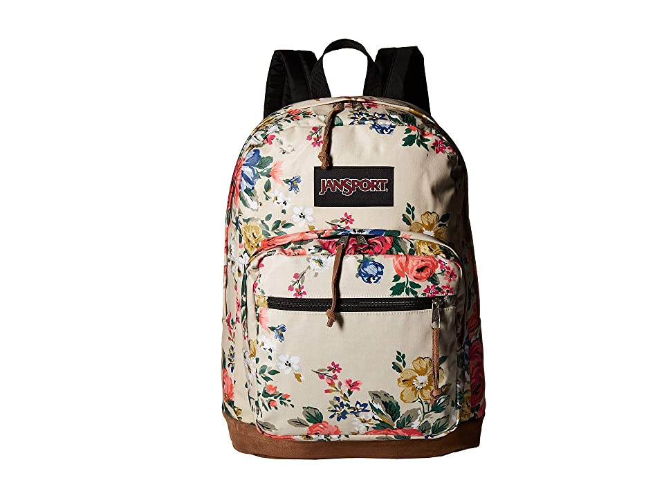 JanSport Right Pack Expressions (Matte Coated Canvas) Backpack Bags
