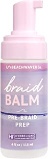 The Beachwaver Co. Braid Balm (pre Braid Prep), 4 Fl Oz