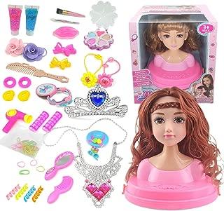 My lovely Princess 19 cm T/ête /à coiffer 9001900 Bayer Design