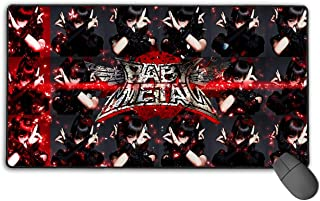 Computer Gaming Babymetal Mouse Pad Mouse Mat Non-Slip Rubber Base New Mouse Pads for Computers Large Gaming (75Mmx40Mmx3Mm)