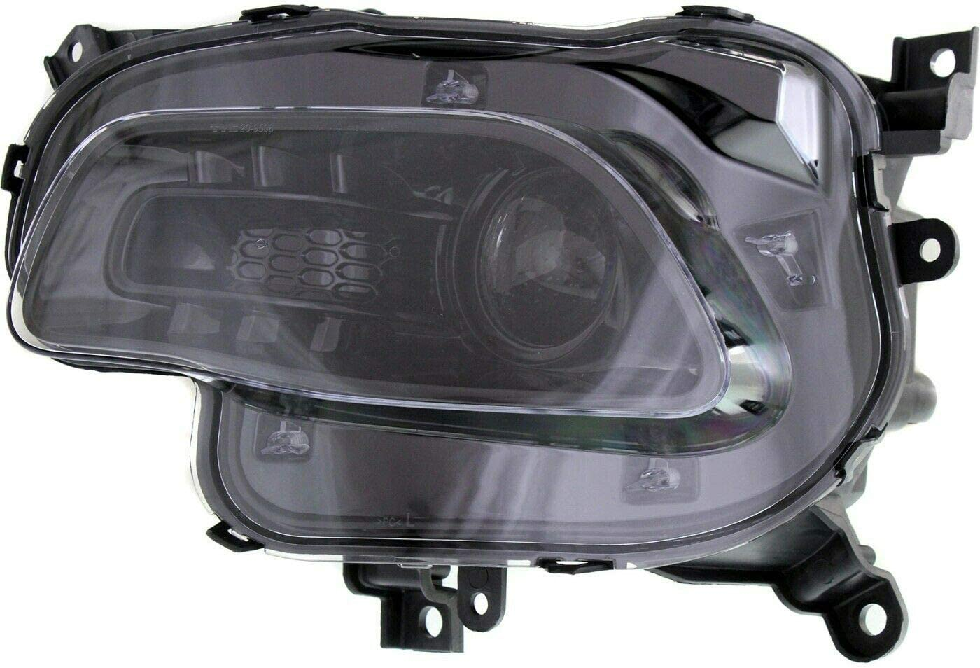 Puermto Headlight Compatible with Latitude Max 85% OFF Trailhawk Nor Oklahoma City Mall Limited