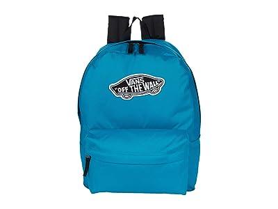 Vans Realm Backpack (Enamel Blue) Backpack Bags
