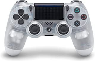 DualShock 4 Wireless Controller for PlayStation 4 - Crystal